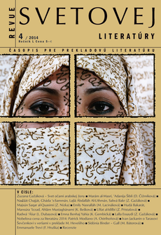 Revue svetovej literat�ry 4/2014